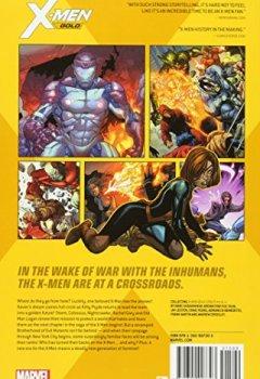 Livres Couvertures de X-Men Gold Vol. 1: Back to the Basics