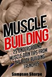 Muscle Building: 25 Underground Muscle Gain Tips from the Bodybuilding Trenches (Do You Even Lift Bro? Underground Body Building Secrets to Increase Muscle Mass Naturally)