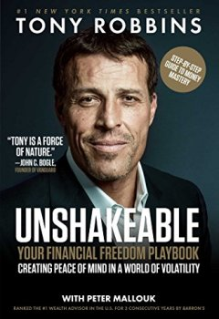 Livres Couvertures de Unshakeable: Your Financial Freedom Playbook