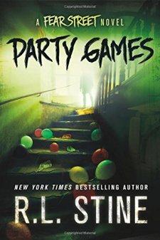 Party Games: A Fear Street Novel by R.L. Stine| wearewordnerds.com