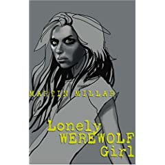 Lonely Werewolf Girl