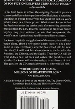 Livres Couvertures de The Broker