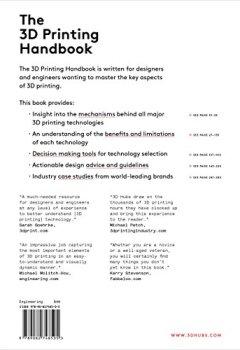 Livres Couvertures de The 3D Printing Handbook: Technologies, design and applications