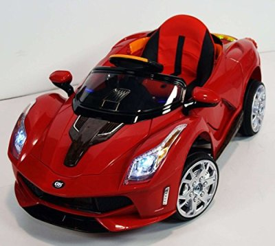 Super-Ferrari-Style-Car-12V-Red