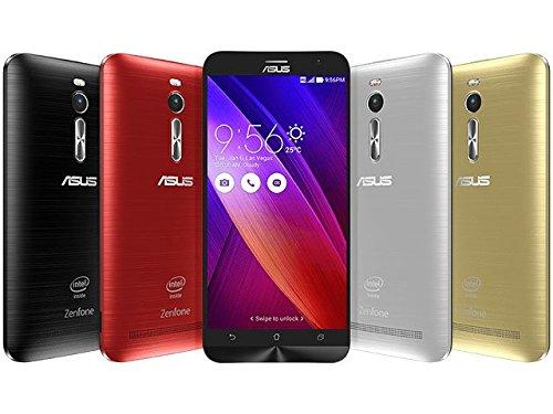 ASUS ZenFone 2 ZE551ML 4GB RAM +32GB ROM (5.5 inch/4G LTE/)[並行輸入品] (Gray グレー 灰)