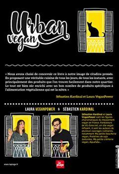 Livres Couvertures de Urban vegan