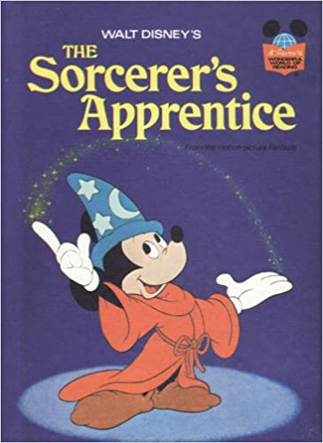 Mickey Mouse Sorcerer's Apprentice