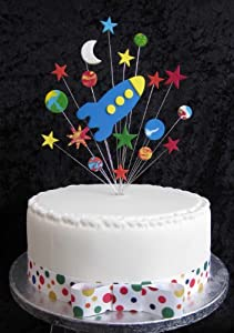 Planets Cake Toppers Pics About Space