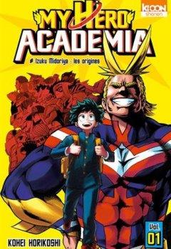 Kohei Horikoshi - My Hero Academia T01 (01)
