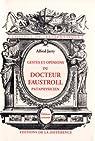 Gestes et opinions du Docteur Faustroll, pataphysicien
