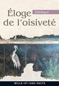 Livres Couvertures de Éloge de l'oisiveté