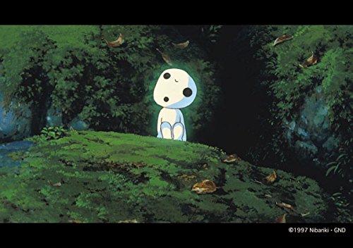 117ピース ジグソーパズル モーションパズル もののけ姫 コダマの響き