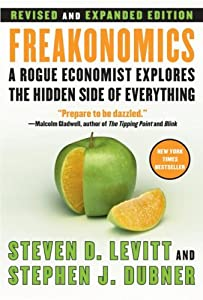 "Cover of ""Freakonomics [Revised and Expan..."