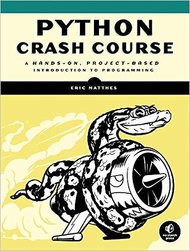 Book Review Python Crash Course Pobicus Pob S Blog
