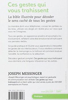 CES QUI JOSEPH VOUS GESTES MESSINGER PDF TÉLÉCHARGER TRAHISSENT