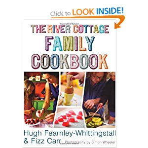 River Cottage Family Cookbook cover