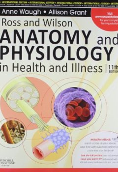 Livres Couvertures de Ross and Wilson Anatomy and Physiology in Health and Illness