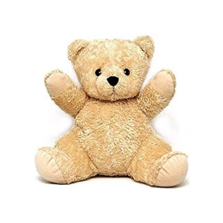 Mommy Bear with Womb Sounds, Tan/Light Brown Teddy Bear