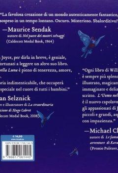 Copertina del libro di L'uomo nella luna. I guardiani dell'infanzia