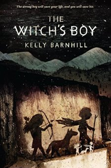 The Witch's Boy by Kelly Barnhill| wearewordnerds.com
