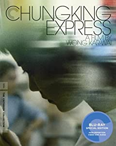"""Cover of """"Chungking Express - Criterion C..."""