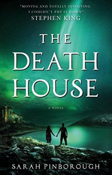 The Death House by Sarah Pinborough| wearewordnerds.com