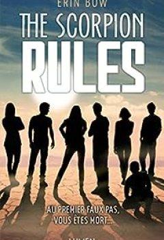 Livres Couvertures de The Scorpion Rules