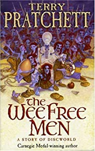 "Cover of ""THE WEE FREE MEN"""