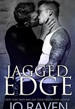 Buchdeckel von Jagged Edge: Jason and Raine - M/M romance (English Edition)