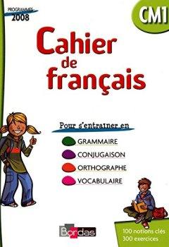 Telecharger Cahier De Francais Cm1 Pdf En Ligne Gratuitement