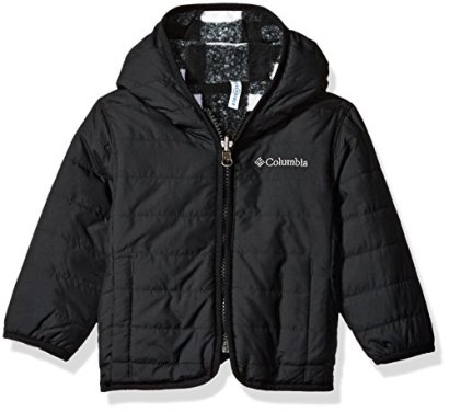 Columbia-Baby-Boys-Double-Trouble-Jacket-Black-Plaid-12-18-Months