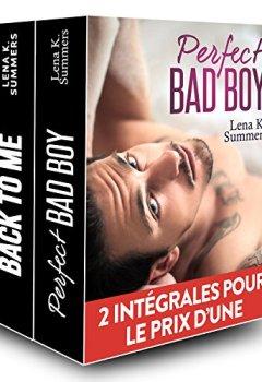 Livres Couvertures de Opération Double Plaisir : Perfect Bad Boy + Back to Me: 2 histoires intégrales pour le prix d'une