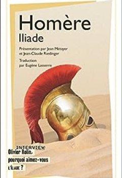 Livres Couvertures de L'Iliade
