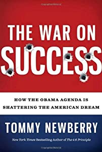 "Cover of ""The War On Success: How the Oba..."
