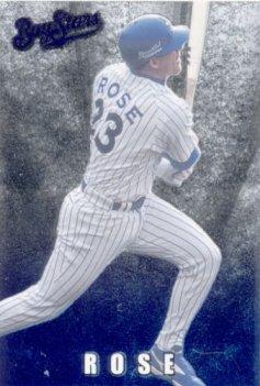 カルビー2000 プロ野球チップス スペシャルカード No.SP-21 ローズ