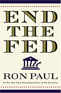 "Cover of ""END THE FED"""
