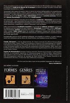 Livres Couvertures de (Guide de) La théorie de la musique