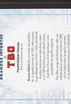 Portada del libro deLos grandes inventos de TBO