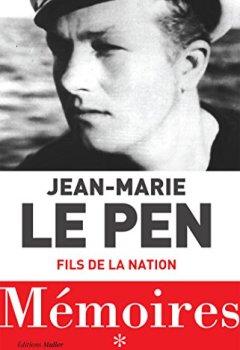 Livres Couvertures de Mémoires : Fils de la nation