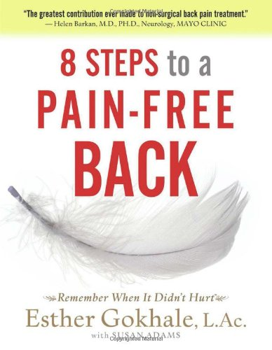 10 must reads on pain management - 8 steps to a pain free back