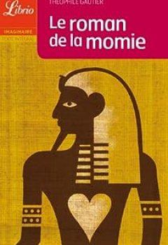 Livres Couvertures de Le Roman De La Momie
