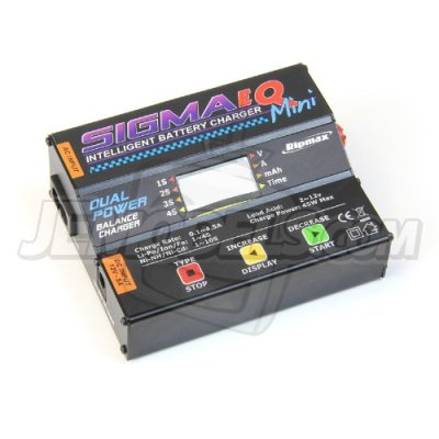 RipMax-Sigma-EQ-Mini-ACDC-LiPoNiMHNiCad-Intelligent-Fast-Peak-Battery-Charger