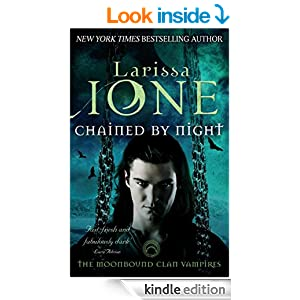Chained By Night (Moonbound Clan Book 2)