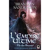 couverture du roman L'empire Ultime de Brandon Sanderson