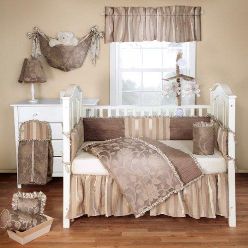 33ee03772ac Cora 3 Piece Baby Crib Bedding Set by Bananafish