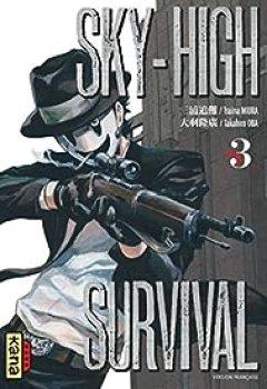 Livres Couvertures de Sky High Survival, Tome 3