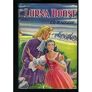 Lorna Doone (book cover)