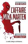 L'affaire Mina Marten : Sherlock Holmes contre Conan Doyle