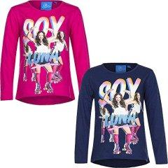Soy-Luna-Camiseta-mangas-Largas-para-nia-PH1556