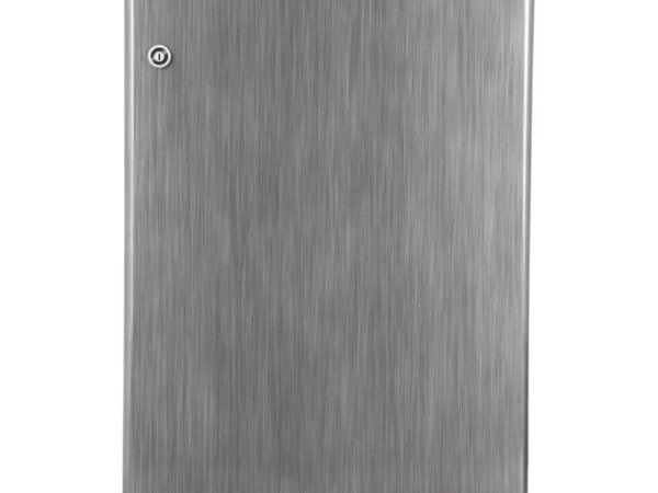 Sansui SC091PSH Direct-cool Single-door Refrigerator (80 Ltrs, 2 Star Rating, Silver Hairline)